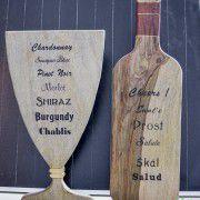 Tượng gỗ rượu mừng (TG 21)